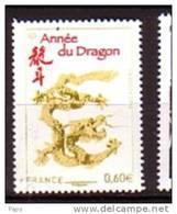 2012-N° 4631** ANNEE DU DRAGON - Neufs