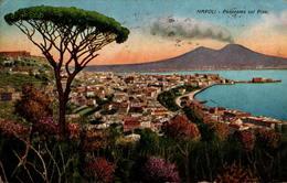 NAPOLI - Panorama Col Pino - Napoli