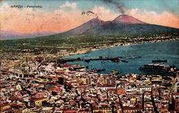 NAPOLI - Panorama - Napoli