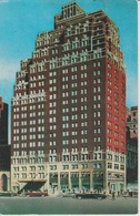 "19 / 1 / 366 - NEW  YORK   - ""  HOTEL  NEW. WESTON    - MADISON  AVENUE - C. P. S.  M. - Cafés, Hôtels & Restaurants"