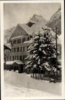 Cp Kiental Kt. Bern, Hotel Bären, Ärmighorn Und Bachfluh, Winter - BE Berne