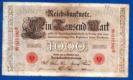 Allemagne  -  1000 Mark   10/10/1903  -  Pick # 23  -  état  TB - 1.000 Mark