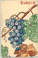 51892684 - Europa Wein - Postzegels