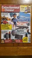 COLLECTIONNEUR CHINEUR N°46 AIR FRANCE LES GAUFRIERS ET ENGINS DU BTP - Antigüedades & Colecciones