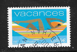 FRANCE 3493 Timbre Pour Vacances 2002 . - France