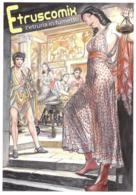 [MD2604] CPM - FUMETTI - ETRUSCOMIX - L'ETRURIA IN FUMETTO - VILLA GIULIA - NV - Comicfiguren