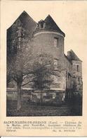 SAINT-MARDS-DE-FRESNES  Château De La Motte - France