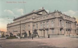 CPA - Buenos Aires - Teatro Colon - Argentine