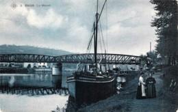Engis - Edit. S.B.P. N° 5 - La Meuse - Engis