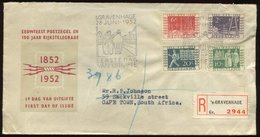 3X NETHERLANDS FDC'S # E9/10/11 CATALOGUE VALUE IS  €405 - FDC