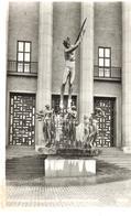 POSTAL   STOCKHOLM  (ESTOCOLMO)  SUECIA  -ORFEUSGRUPPEN (CARL MILLES) VID KONSERTHUSET - Suecia