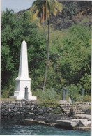 CN7 - Carte Photo - Monument JAMES COOK - Hawai'i - Hawaï