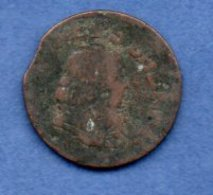 Boisbelle-Henrichemont  -  Maximilien III -  Double Tournois  -  état  B - 476-1789 Monnaies Seigneuriales