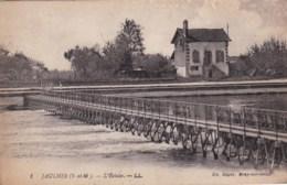 77 - JAULNES - L'ECLUSE . - France