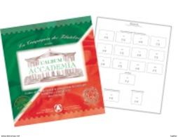 AGGIORNAMENTO ABAFIL - ITALIA REPUBBLICA - ANNO 2016 NUOVO - NOVITA' - Boites A Timbres