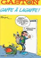 GASTON - 15 - Gaffe à Lagaffe - MARSU PRODUCTIONS - Gaston
