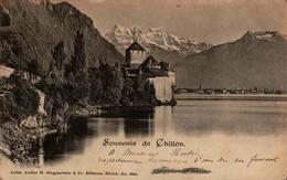 Souvenir De CHILLON - VD Vaud