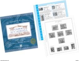 AGGIORNAMENTO ABAFIL - SAN MARINO - ANNO 2018  -  GEMELLAGGIO SAN MARINO ARBE NUOVO - Stamp Boxes