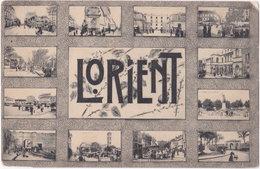 56. LORIENT. 12 Vues - Lorient