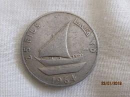Yemen (South Arabia) 25 Fils 1964 - Yémen