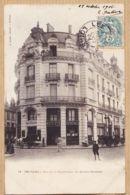X45101 ORLEANS Loiret SOCIETE GENERALE Banque Rue De La REPUBLIQUE 1904 à Paul RIPEAU Montargis-J LODDE 12 - Orleans