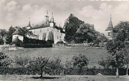 CP - France - (74) Haute Savoie - Marlioz - Le Château Et L'Eglise - Andere Gemeenten