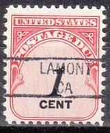 USA Precancel Vorausentwertung Preo, Locals California, Lamont 841 - Vereinigte Staaten