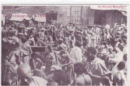 Ethiopie - Harar Le Grand Marché - Ethiopie