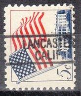 USA Precancel Vorausentwertung Preo, Locals California, Lancaster 812 - Vereinigte Staaten