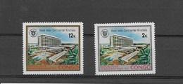 Congo 795-6** - Congo - Brazzaville