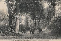 SAINT NOM LA BRETECHE  Forêt De Marly - Etoile Des Berceaux - St. Nom La Breteche