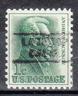 USA Precancel Vorausentwertung Preo, Locals California, Lathrop 729 - Vereinigte Staaten