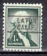 USA Precancel Vorausentwertung Preo, Locals California, Laton 745 - Vereinigte Staaten