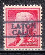 USA Precancel Vorausentwertung Preo, Locals California, Laton 811 - Vereinigte Staaten