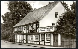 C2130 - TOP - Ilsenburg - FDGB Erholungsheim Lindenhof - E. Riehn - Fachwerk Fachwerkhaus - Ilsenburg