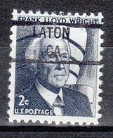 USA Precancel Vorausentwertung Preo, Locals California, Laton 841 - Vereinigte Staaten