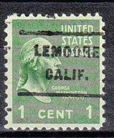 USA Precancel Vorausentwertung Preo, Locals California, Lemoore 717 - Vereinigte Staaten