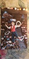SOVIET CIRCUS. 1960s. SUNNY CLOWN OLEG POPOV - Circus
