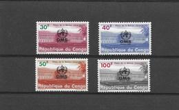 Congo 625-8** - Congo - Brazzaville