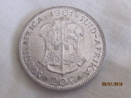 South Africa: 20 Cents 1961 - South Africa