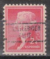 USA Precancel Vorausentwertung Preo, Locals California, Littleriver 734 - Vereinigte Staaten