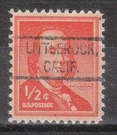 USA Precancel Vorausentwertung Preo, Locals California, Littlerock 804 - Vereinigte Staaten