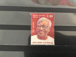 Sri Lanka - M.G. Mendis (3.50) 2002 - Sri Lanka (Ceylon) (1948-...)