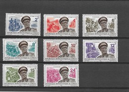 Congo 617-24** - Congo - Brazzaville