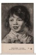 CPA - TÊTE D'ENFANT (FRANS HALS) - Malerei & Gemälde