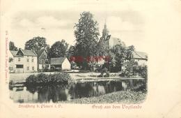 WW ALLEMAGNE. Gruss Aus Dem Dogtlande Vers 1900 - Allemagne