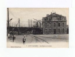 Saint Nazaire. Les Chantiers De La Loire. (3198) - Saint Nazaire