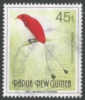 Papua New Guinea. 1991 Birds Of Paridise. 45t Used. SG643 - Papua New Guinea