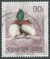 Papua New Guinea. 1991 Birds Of Paridise. 90t Used. SG646 - Papua New Guinea