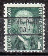 USA Precancel Vorausentwertung Preo, Locals California, Lone Pine 839 - Vereinigte Staaten